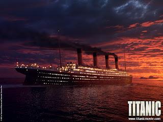 Titanic 1997 Hollywood movie